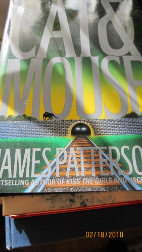 Cat & Mouse by James Patterson (1997, Hardcover)