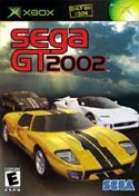 Sega GT 2002 / Jet Set Radio Future (combo disk) (XBOX)