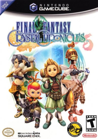 Final Fantasy : Crystal Chronicles (Gamecube)