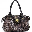 Animal Print / Fur Bags           Brown