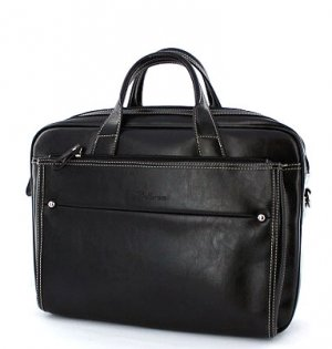 Briefcase with multi compartment