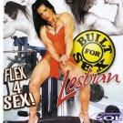 Built For Sex DVD - Lesbian