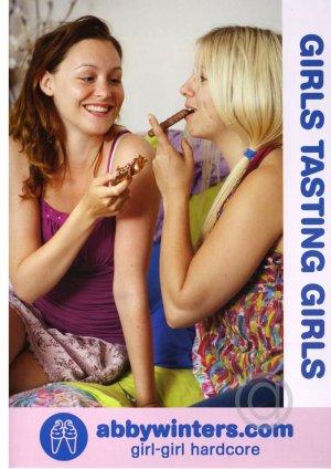 Girls Tasting Girls DVD - Lesbian