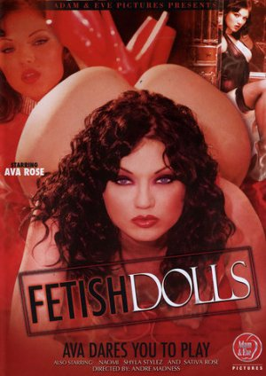 Fetish Dolls Adult DVD