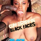 Cum Drippin' Black Faces 4hr Adult DVD  - Black Pearl