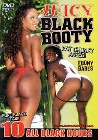Ebony Babes - Juicy Black Booty 10 hr Adult DVD - Maverick