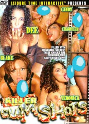 Killer Cumshots 4hr Adult DVD