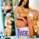 Twat to Twat #4 Adult DVD - 4 hrs