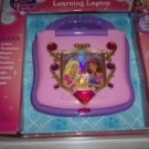 New Barbie Diamond Castle Learning Laptop kids girls