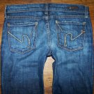 Womens CITIZENS of Humanity KELLY #063 CROPPED Capri Jeans 29 ** NICE **