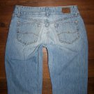 Womens BKE Buckle CULTURE SHORT Low Boot Jeans Size 28 x 29.5