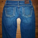 BKE Buckle CULTURE Low Stretch Boot Jeans Women's Size 25 x 29