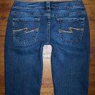 SILVER Brand AIKO Dark Stretch Boot Cut Jeans Women's Size 28 x 34