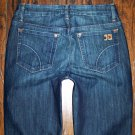 Joe's Muse Dark Nico Wash High Rise Bootcut Jeans Size 27 x 31