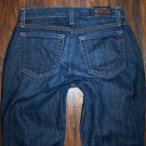 GAP 1969 Long and Lean Blue Jeans Size 6 x 29
