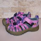 Girls Keen Whisper Pink Waterproof Sandals Shoes Size 9