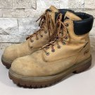MEN'S TIMBERLAND 65030 PRO SOFT TOE 6 INCH WHEAT WATERPROOF WORK BOOTS 10