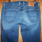 Lucky Brand Lil' Maggie Ultra Low Rise Flare Jeans Size 8/29 x 34