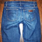 Womens Joe's Straight Leg Cigarette Stretch Paltrow Wash Jeans Size 25 x 33