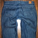 Womens Lucky Brand Zoe Straight Jeans Size 8/29