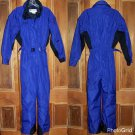 Womens Columbia One Piece Snowboard Ski Suit Snowsuit Purple Size S