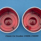 1971 Chevelle Tail Light Lenses. Brand New Pair!