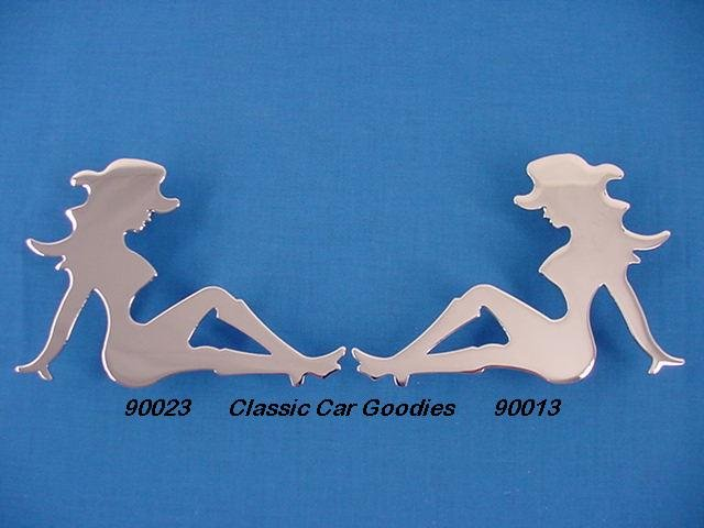 Nude Lady Silhouettes Naked CowGirls XXX Girlie!!!