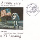 Apollo XI Landing 20th Anniversary Cover
