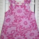 18-24 Months Pink Floral Batiste Dress