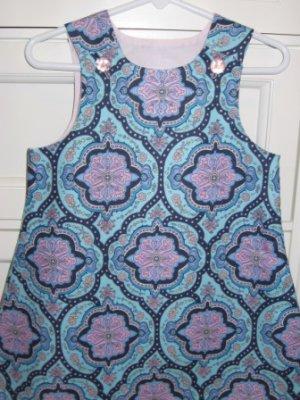 9-12 Months Ultra Soft Batiste Dress