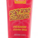 Crazy Girl Shimmering Body Lotion, 8oz, Passion Flower-ce1044-00