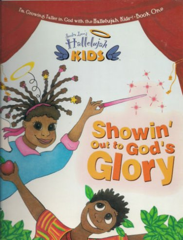 Showin' Out to God's Glory by Sondra Lane (2003, Paperback)