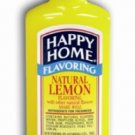 HAPPY HOMES  NATURAL LEMON EXTRACT 70Z