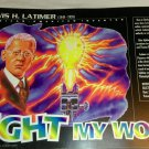 African American Inventors Poster Lewis H. Latimer