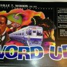 African American Inventors Poster Granville T. Woods