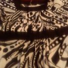 Disorderly kids girls dress size 121/2 geometric sleeveless polyester holiday