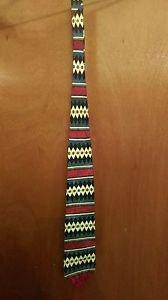 Men's Palatina designer silk dress tie  001