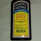 Happy Homes Imitation Maple Extract/Flavoring 7 oz