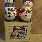 CIB Global Innovations Snowmen Salt & Pepper Shakers