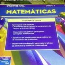 Prentice Hall Mathematics Course 1 : Spanish Reading and Math Literacy...