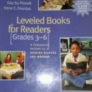Leveled Books for Readers, Grades 3-6 : A Companion Volume to Guiding Readers...