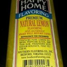 Happy Homes premium lemon extract 7oz