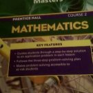 Prentice hall mathematics guided problem solving masters course 2