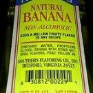 Happy Homes 7oz Natural Banana Extract/Flavoring
