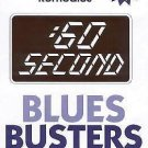 60 Second Blues Busters by Lexie Pfetzing and Joyce Quick (2004, Paperback)