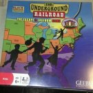 New Underground Railroad The Escape To Freedom Board Game Black Heritage Series