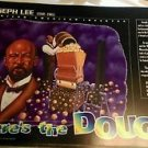 African American inventor poster Joseph Lee invention Bread-Crumbling Machine