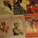 Set of 21 assorted African American all occasion greeting cards