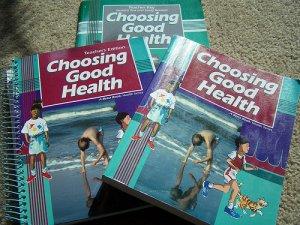 Abeka Grade 6 Choosing Good Health Student/Teacher lot