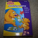Fisher Price Matching Game Brand New Preschool Cards